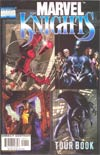 Marvel Knights Tour Book