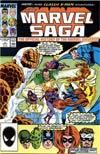 Marvel Saga #17