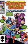 Marvel Saga #19