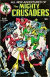 Mighty Crusaders Vol 2 #1