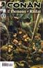 Conan & The Demons Of Khitai #3 2nd Printing (Black Title)