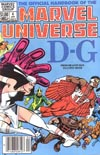 Official Handbook Of The Marvel Universe #4