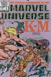Official Handbook Of The Marvel Universe #6