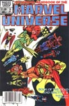Official Handbook Of The Marvel Universe #14