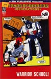 Transformers Generations #1 Incentive Retro-Deco Cover