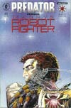 Predator vs Magnus Robot Fighter #2 Cover A With Cards