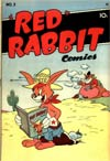�Red� Rabbit Comics #3