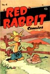 �Red� Rabbit Comics #4