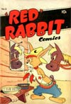 �Red� Rabbit Comics #6