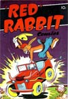 �Red� Rabbit Comics #7
