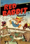 �Red� Rabbit Comics #9