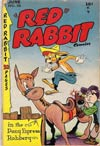 Red Rabbit Comics #16