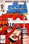 Red Sonja Vol 3 #1