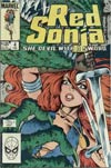 Red Sonja Vol 3 #4
