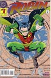 Robin Vol 4 #1 Collectors Edition