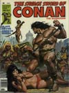 Savage Sword Of Conan Magazine #41