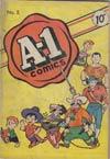 A-1 Comics #5