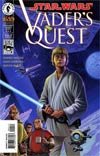 Star Wars Vaders Quest #4