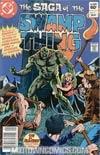 Swamp Thing Vol 2 #1