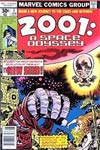 2001 A Space Odyssey #7 Cover A Regular Cover