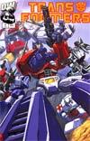 Transformers Generation 1 #1 1st Printing Autobot Cvr