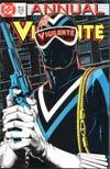 Vigilante Annual #2 1986