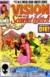 Vision And The Scarlet Witch Vol 2 #3