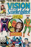 Vision And The Scarlet Witch Vol 2 #12