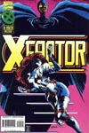 X-Factor #115 Deluxe Edition With Card