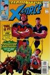 X-Force #-1 Flashback