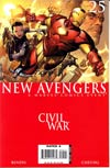 New Avengers #25 (Civil War Tie-In)