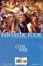 Fantastic Four Vol 3 #541 (Civil War Tie-In)