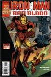 Iron Man Bad Blood #1