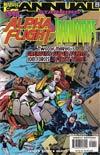 Alpha Flight and Inhumans Vol 2 1998 Annual
