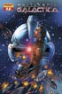 Battlestar Galactica Vol 4 #7 Regular Jonathan Lau Cover