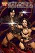 Battlestar Galactica Cylon Apocalypse #2 Regular Michael Golden Cover