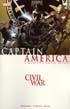 Civil War Captain America TP