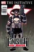 Punisher War Journal Vol 2 #7 Captain America Costume Cover (The Initiative Tie-In)