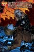 Battlestar Galactica Cylon Apocalypse #4 Regular Michael Golden Cover
