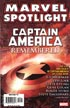 Marvel Spotlight Captain America Remembered