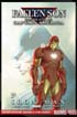 Fallen Son Death Of Captain America Iron Man Michael Turner Cover