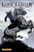 Lone Ranger Vol 4 #7 Regular On Horse Cover