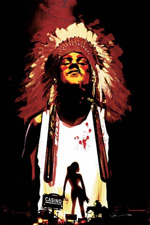 Scalped Vol 1 Indian Country TP