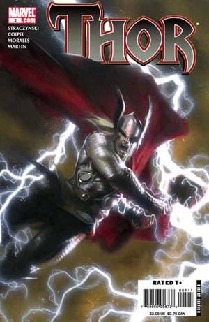 Thor Vol 3 #2 1st Ptg Gabrielle Dell Otto Cover
