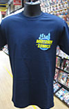 Midtown Comics Logo Navy T-Shirt X-Large