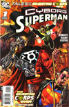 Tales Of The Sinestro Corps Presents Cyborg Superman #1 (Sinestro Corps War Tie-In)