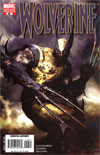 Wolverine Vol 3 #58 Zombie Variant Cover
