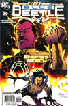 Blue Beetle (DC) Vol 2 #20 (Sinestro Corps War Tie-In)
