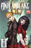 Anita Blake Vampire Hunter First Death #2 Regular Brett Booth Cover