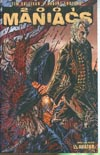 2001 Maniacs Special #1 Cover B Gore Cover